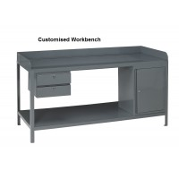 Workbench Heavy Duty Capacity 450kg and 750kg