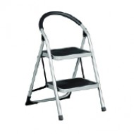Step Ladders Two Treads Platform Height 490mm