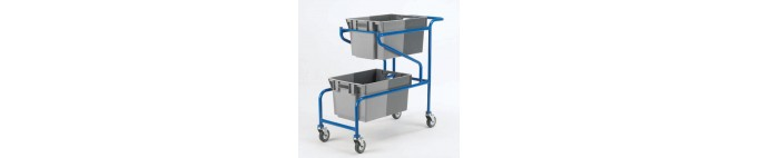Bin Trolleys & Containers