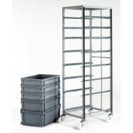 Tray Rack Adjustable Without Trays