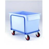 Plastic Container Truck