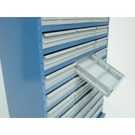 30 Drawer Cabinet 670mm High 305 Or 460mm Deep Without Doors