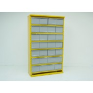8 Drawer Cabinet 570mm High 305 Or 460mm Deep Without Doors