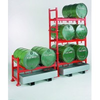 Drum Sump Storage and Racking