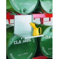Dispenser Stand Optional Extra For Stacking Drum Racking System