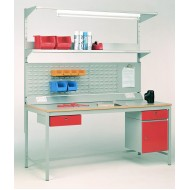 Easy Order 1200x750mm Cantilever Workbench Laminate