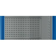 Quarter Rear Tool Panel for 1000mm Wide Tall Euro Cabinets
