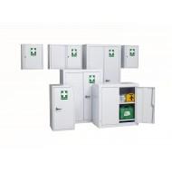 First Aid Cabinet H915 x W457 x D457mm 1 Shelf