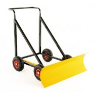 Snow Plough Heavy Duty Push Along Blade Width 1000mm