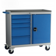 5 Drawer Mobile Maintenance Cabinet H980 X W1120 X D500mm