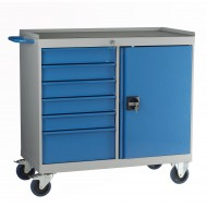 6 Drawer Mobile Maintenance Cabinet H980 X W1120 X 500mm