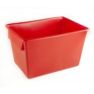 Spare Red Bin for Plastic Container Trucks