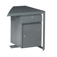 Drawer & Small Cupboard Unit - Left Hand Fitting