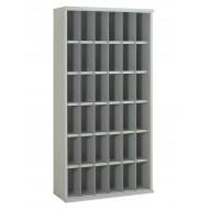 36 Steel Bin Cabinet 1820mm High 305mm Deep Bin Size 148 X 293mm