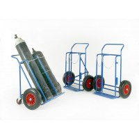 Cylinder Racks, Stands, Trucks,Trolleys, Lifting, Cradles  & Storage