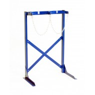 Floor Fixing 2 Cylinder Floor Rack for 100 - 180mm Diameter Cylinders