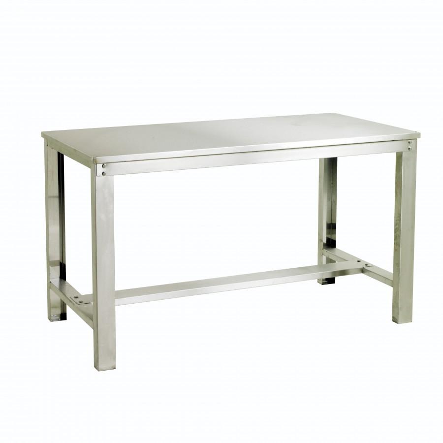 Heavy Duty Stainless Steel Workbench 1500x600