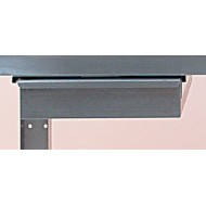 Stainless Steel Single Drawer Unit - Left Hand Fitting