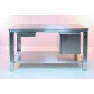 Easy Order Heavy Duty Stainless Steel Workbench 1200x600