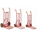 Sack Truck with Folding Toe Capacity 200kg Overall Size H1185 X W540mm