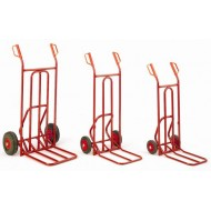 Sack Truck with Folding Toe Capacity 160kg Overall Size H1070 X W495mm