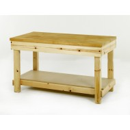 Timber Workbench 1200x750mm Plywood Top