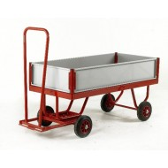 Steel End/Side Panel Kit for 1200x600mm Trailers