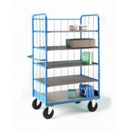 Shelf Truck with Rod Superstructure - Open Fronted 1000x700 Deck