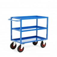Heavy Duty 3 Tray Trolley Height 900mm