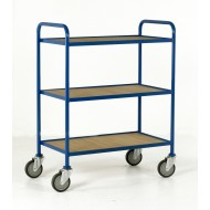 3 Tray Trolley  Plywood Tray Size 760mm X 457mm