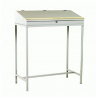 Stand Mounted Workdesk