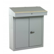 Cupboard Mounted Workdesk