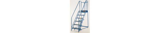 Mobile Steps 760mm Tread Width